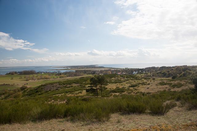 Hiddensee - Blick nach Süden