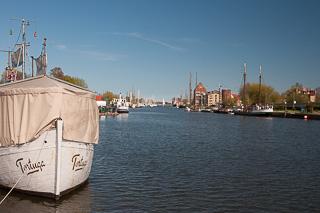 Alter Hafen von Greifswald