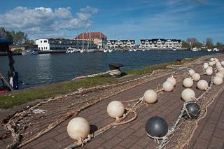 Hafen von Karlshafen