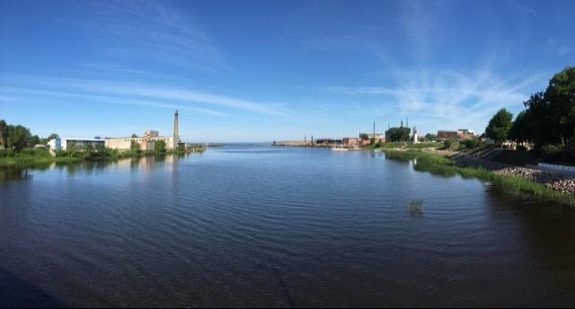 Hafen von Salagriva